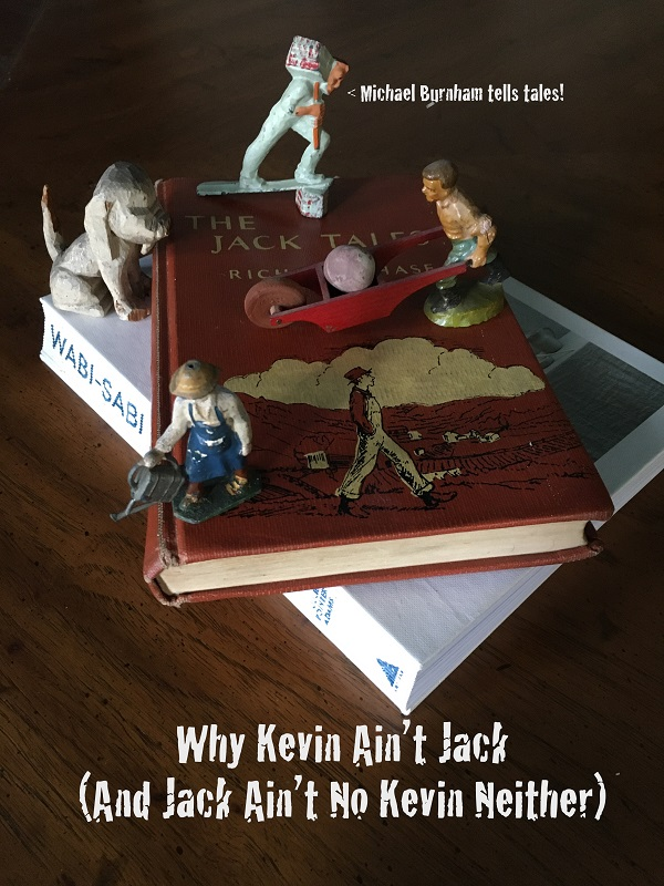 Why Kevin Ain't Jack poster